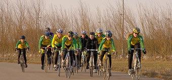 Kampioenschap wielrennen weer van start