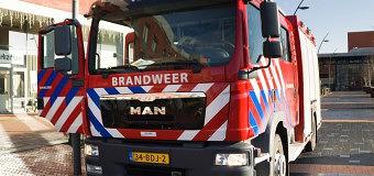 Bossage brand Van Der Hamlaan