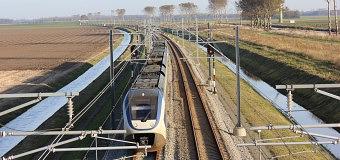 Treinen rijden weer tussen Dronten en Kampen