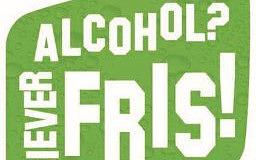 Eindfeest campagne 'Alcohol? Liever Fris!'