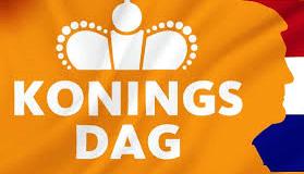 Routes lawaai-optocht Koningsdag Dronten