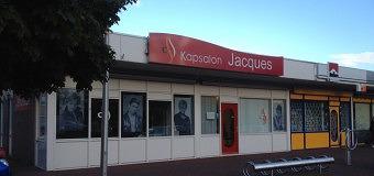 Inbraak Kapsalon Jaques