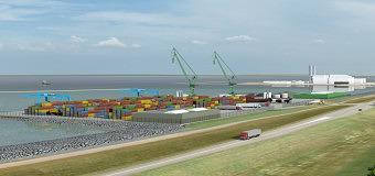 Raad van State geeft groen licht voor havenontwikkeling Flevokust
