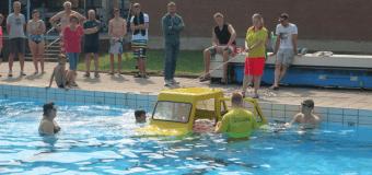 Mini cursus 'Auto Te Water' een succes.