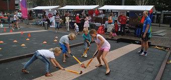 Sport- & lifestyle markt op het Redeplein