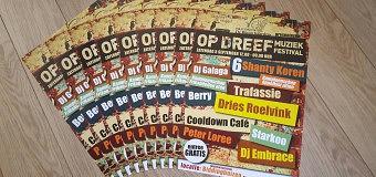 Op Dreef festival in Biddinhuizen