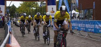 Nederlands clubkampioenschap wielrennen in Dronten