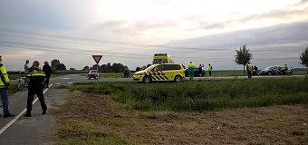 Slachtoffer ongeluk Roodbeenweg overleden