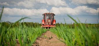 Jonge boeren gesteund door afnemers en leveranciers